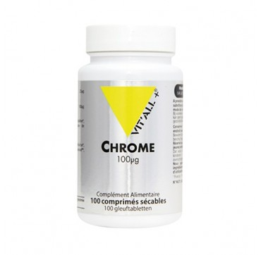 CHROME 100µg 100 comprimés